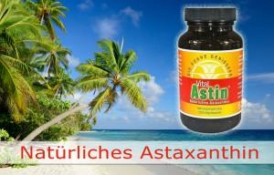 Natürliches Astaxanthin