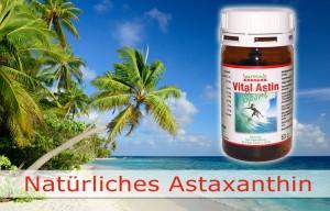 VitalAstin Sport mit 12 mg Astaxanthin