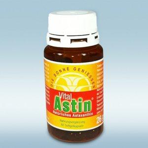 Astaxanthin - VitalAstin